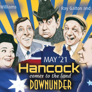 Hancock Comes to the Land Downunder