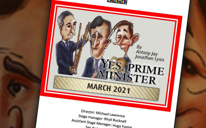 Digital program for Yes, Prime Minister