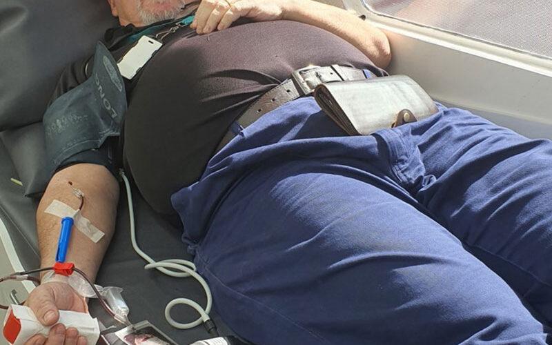 David blood donor