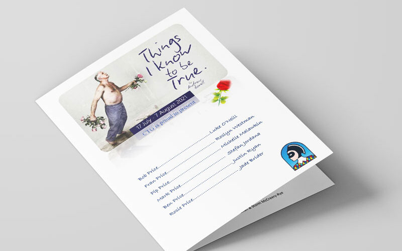 Things I Know To Be True Program